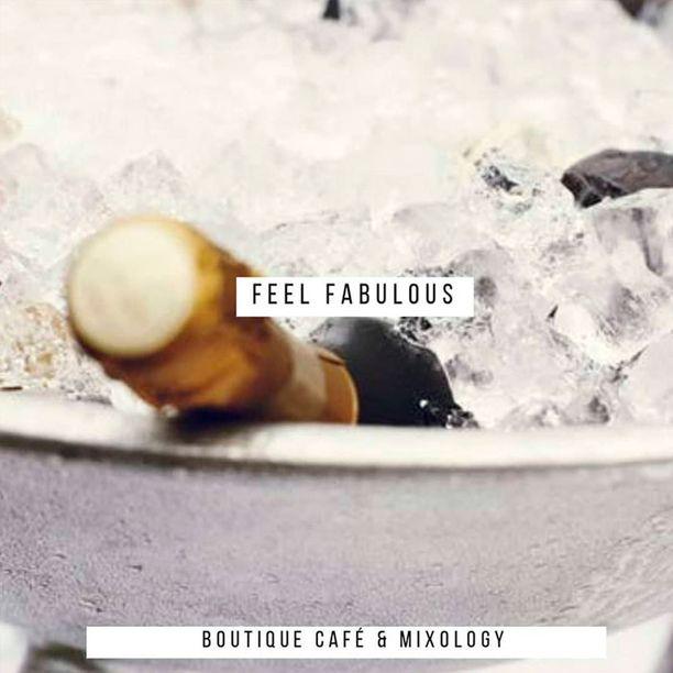 Boutique Café & Mixology champaña