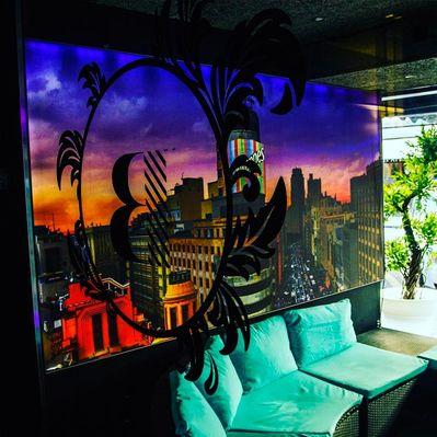 Boutique Café & Mixology entrada